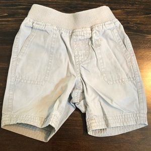Boys Shorts 6-12mos, Khaki